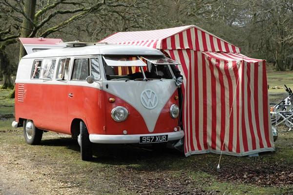 Vw Camper Van >> Tren Bisnis Wisata Karavan Makin Diminati Traveling Bisnis Com